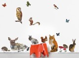 Domestic Wall Sticker Animals 2