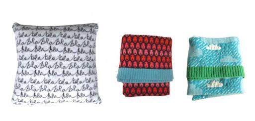 Donna Wilson Cushion & Blankets
