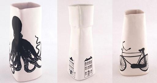 Dovetail Vases