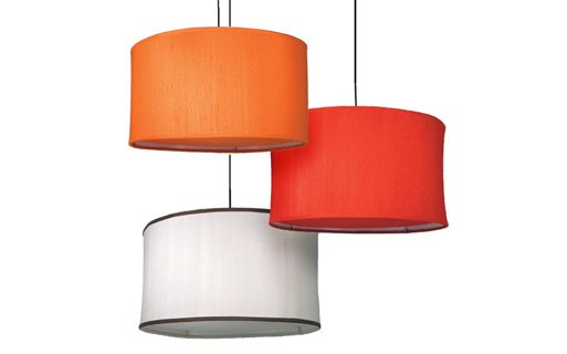 Drum Pendant Lamp
