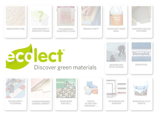 Ecolect Sustainable Materials Resource
