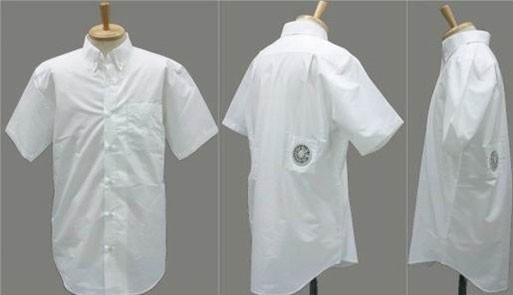 USB Air Conditioned Shirt by Kuchofuku