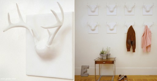 ghost antler coat rack accessories better living