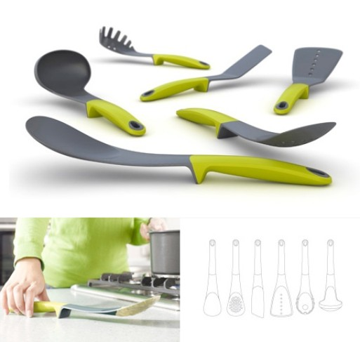 Elevate kitchen tools by joseph and joseph accessories for Kitchen design utensils