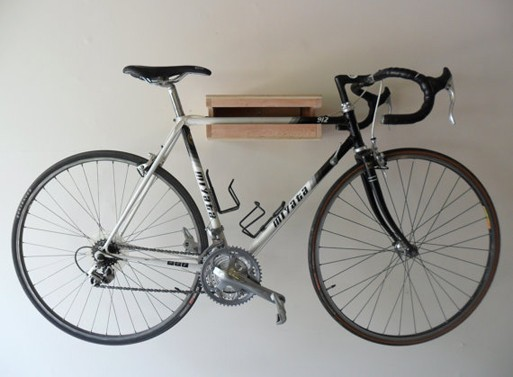 Bike shelf from elevatestorage bicycles better living Bicycle bookshelf