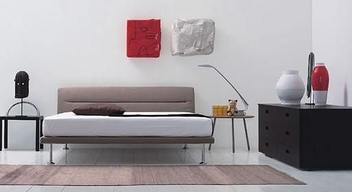 Elise bed by Jasper Morrison
