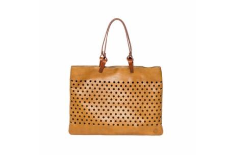 Reika Leather Bag Honey by Elk