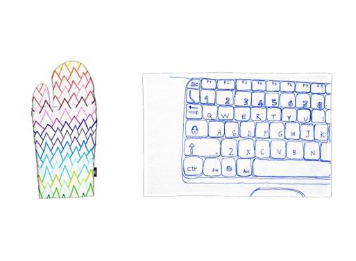 """My Computer"" Place mat"