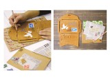 Wooden Envelope Template