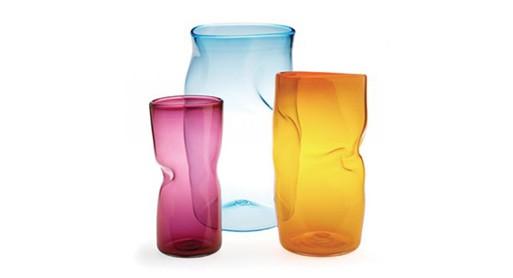Esque Slumped Vases