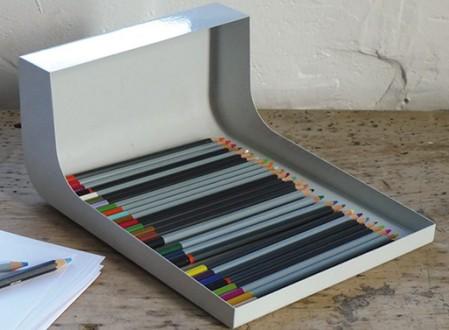 Pencil Display Organizer