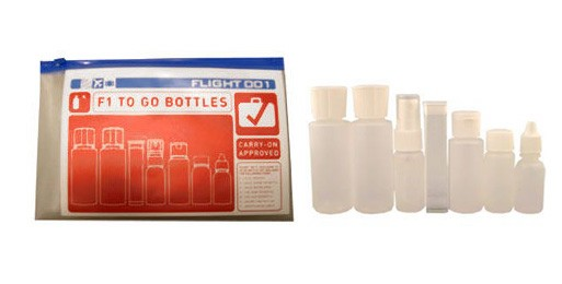 F1 Carry-on Bottle Set