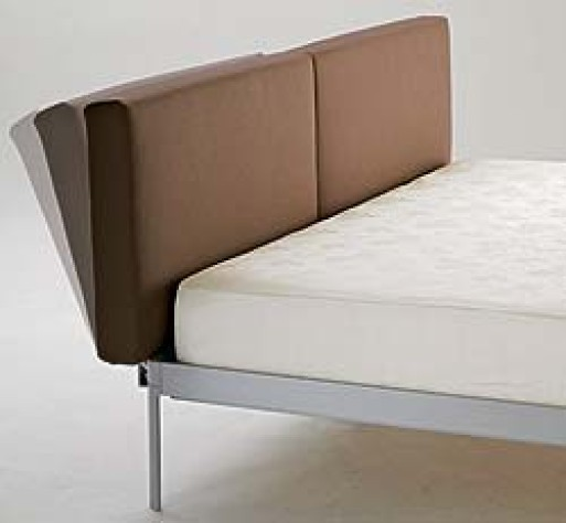 Alu Upholstered Bed & Headboard