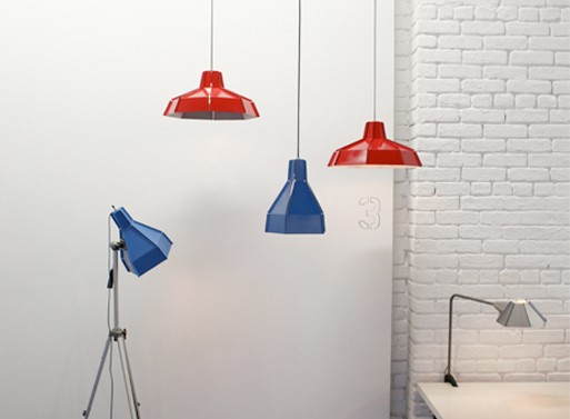 Facet Lamps