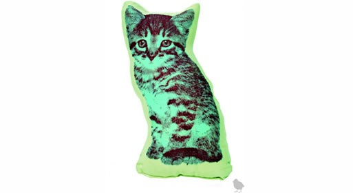 Fauna Pico Pillows – Kitten