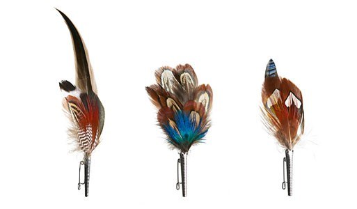 Feather Pins