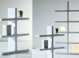 Fishbone Shelves