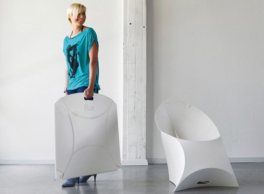 Flux Foldable Armchair