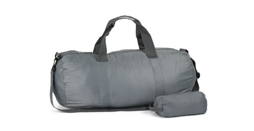 311f1913aa Foldable Duffle Bag — Luggage -- Better Living Through Design