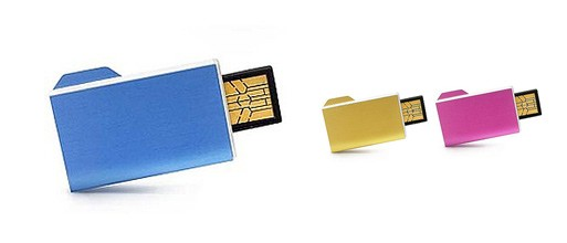 Folderix 4GB USB Thumb drive