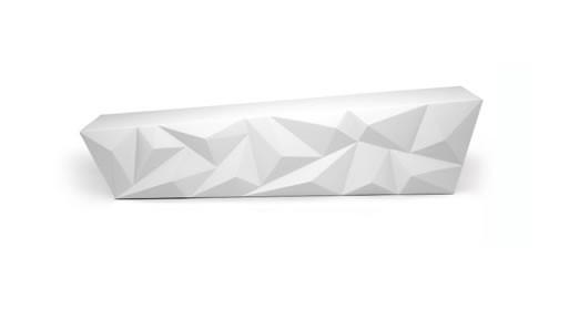fragment of stars bench