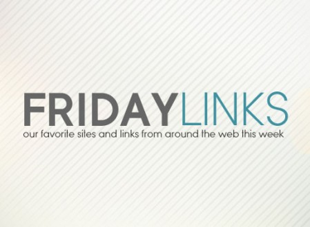 Friday Links