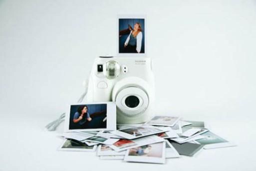 The Fuji Instax Instant Camera