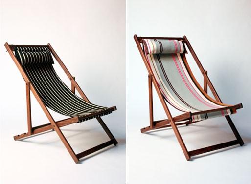 Gallant & Jones Deckchairs