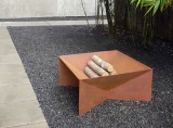 Geometric Firepit