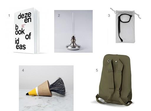 Erich Ginder Gift Ideas 2012