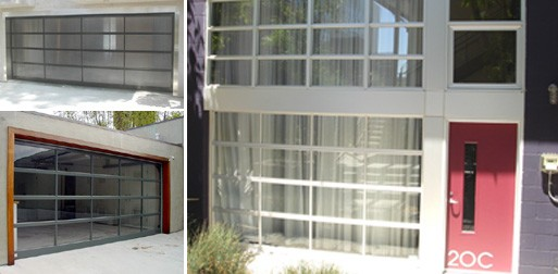 Glass Garage Doors