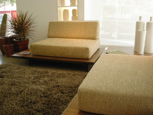 Made to order sofa