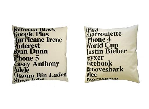 Google Pillows from ElasticCo