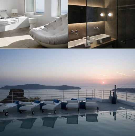 Mykonos and Santorini Grace Hotels