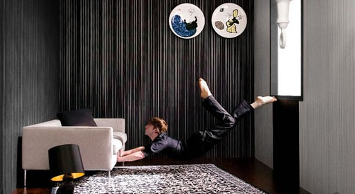 Henry Wallpaper by Marcel Wanders