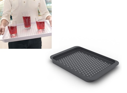 Grip-Tray Serving Tray