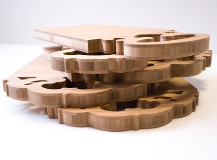 Handled Cutting Boards