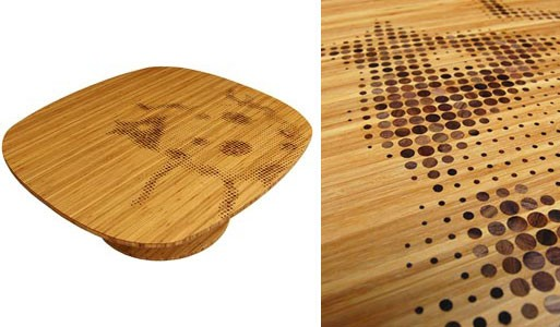 Halftone Coffee Table