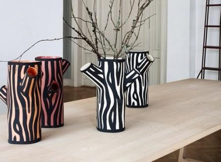 HAY Tree Trunk Vase