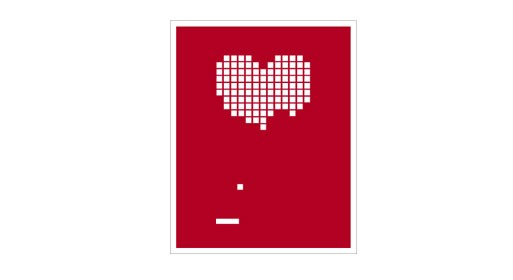 Limited Edition Print: Heart Breakout