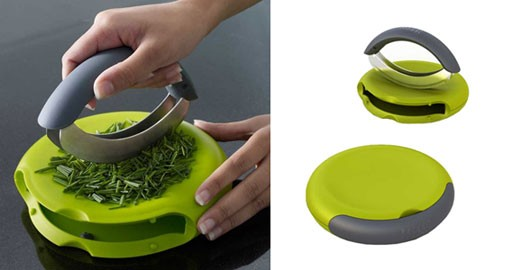 Compact Herb Chopper
