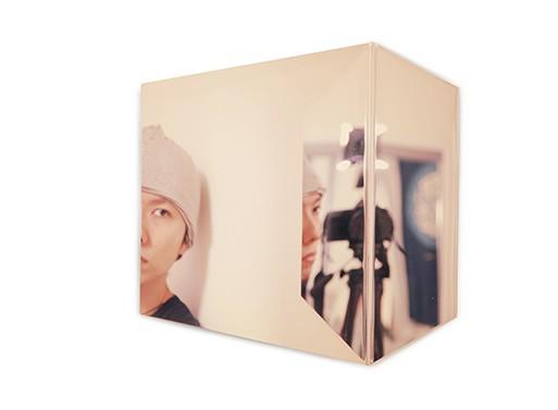 Hex Corner Mirror