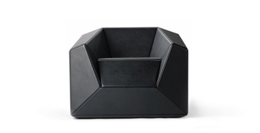 Hexagon Executive Lounge Chair