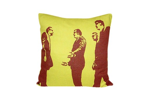 Secret Service Pillow