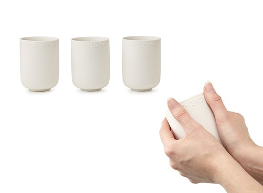 Hidden Message Cups