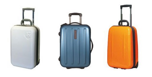 Hideo Trolley/Luggage