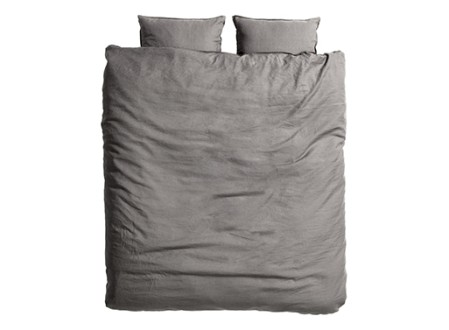 King/Queen Linen Duvet Set