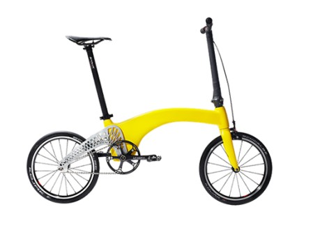 Hummingbird Foldable Bike
