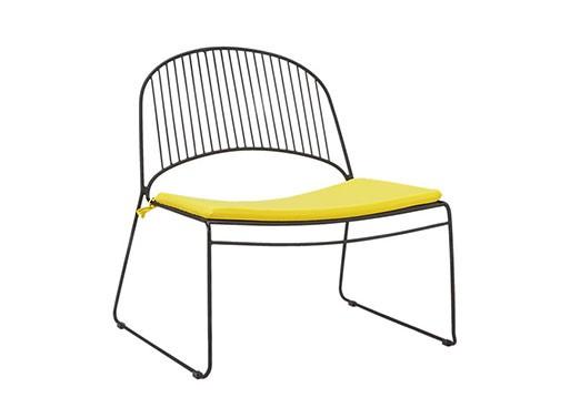 Humpback Lounge Chair