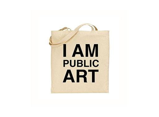 Public Art Tote